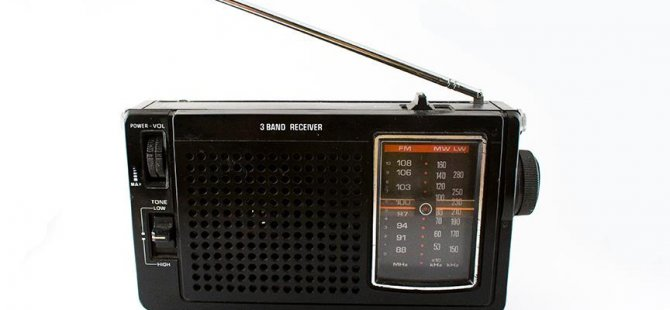 Ülkede FM radyo yayınına son verildi