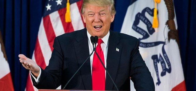 """Trump da """"soykırım"""" demedi"""