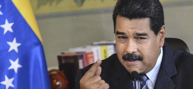 Maduro'ya 'Pazar gecesi' uyarısı