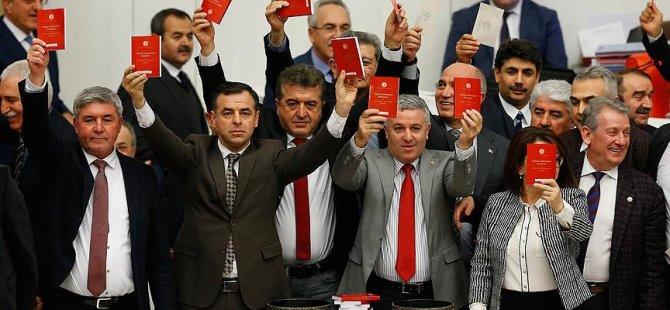 CHP Anayasa Mahkemesi'ne başvuracak