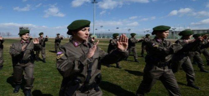Jandarmada başörtüsü serbest