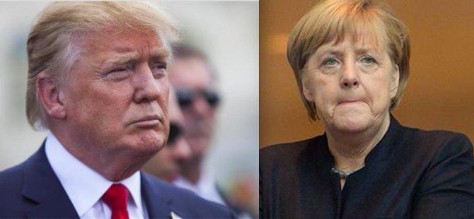 Trump: Almanya, Rusya'nın esiri