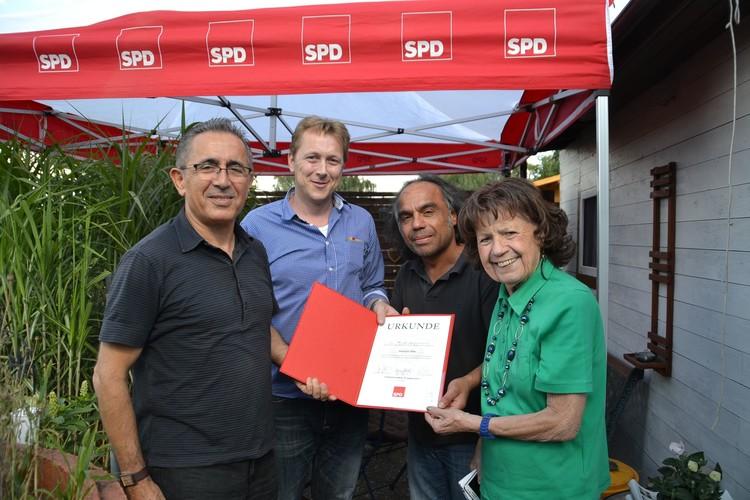 SPD'de çeyrek asır