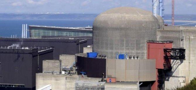 Fransa'da nükleer atık alarmı