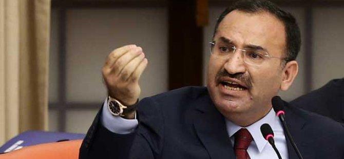 Adalet Bakanı Bozdağ, yarın Almanya'ya gidiyor
