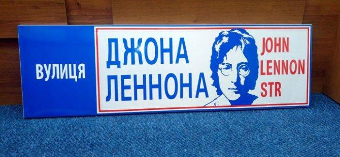 Ukrayna'da cadde isimlerinde 'devrim'