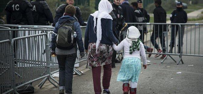 Sığınmacı gelmesin diye sınıra asker yığdı