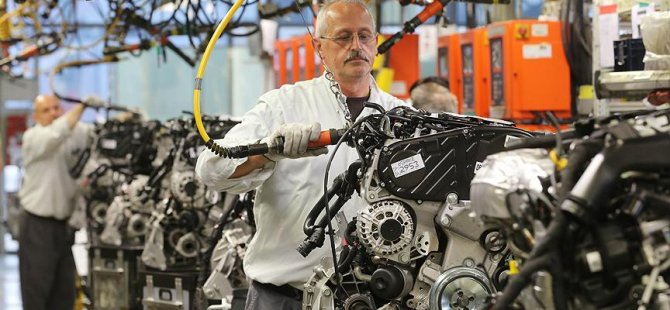 Avrupa'da sanayinin çarkları hızlandı