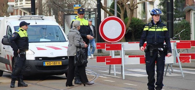 Hollanda'da referandum alarmı