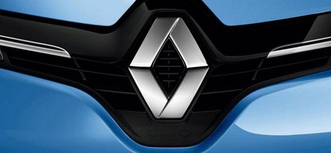 Renault Fransa'daki üretimi durdurdu
