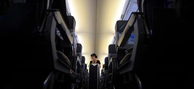 Uçak yemeklerinde fare skandalı