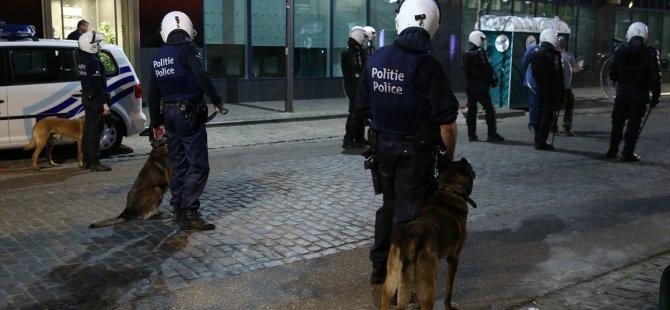 Brüksel'de terör paniği