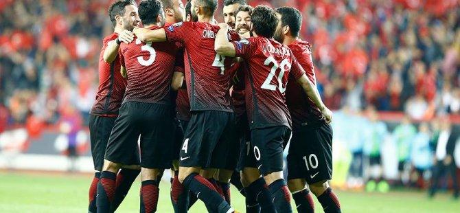 Arnavutluk'a da yenildik