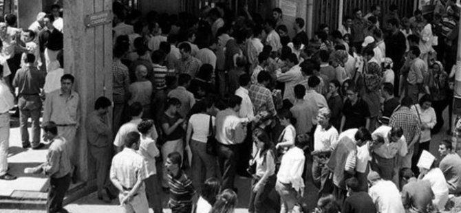 İşsiz ordusuna 88 bin kişi daha eklendi
