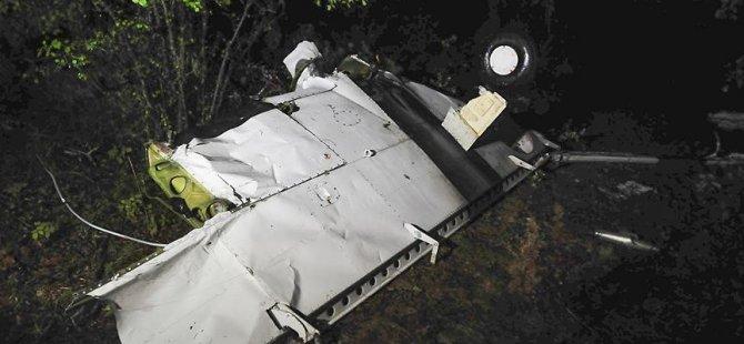 Belçika'da uçak düştü