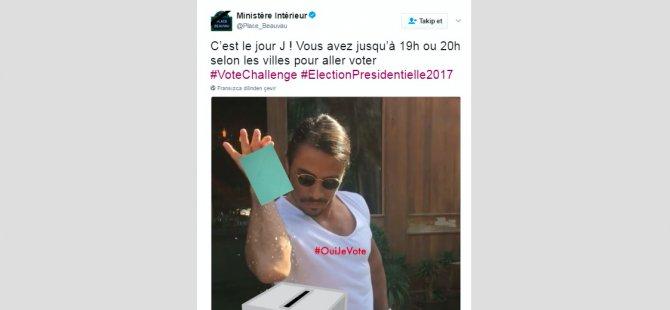 Fransız Bakandan 'Nusret'li çağrı
