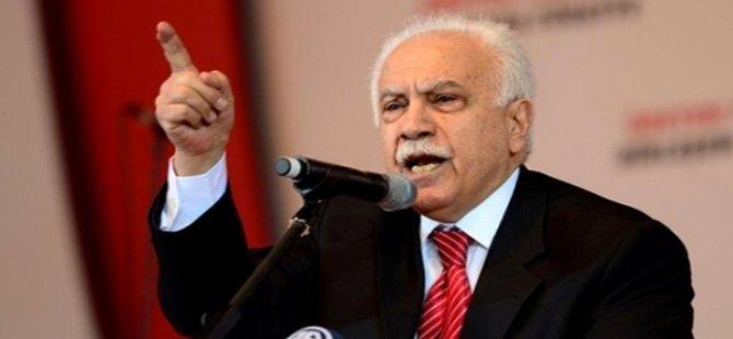 Perinçek: Erdoğan savaş suçlusu değil