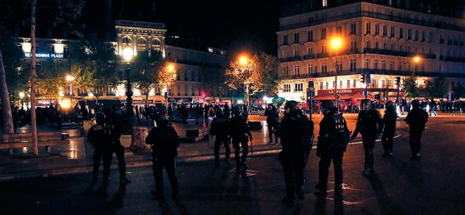 Fransa'da protestolar başladı