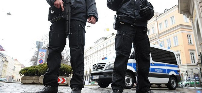 Almanya'da bir casusluk gözaltısı daha