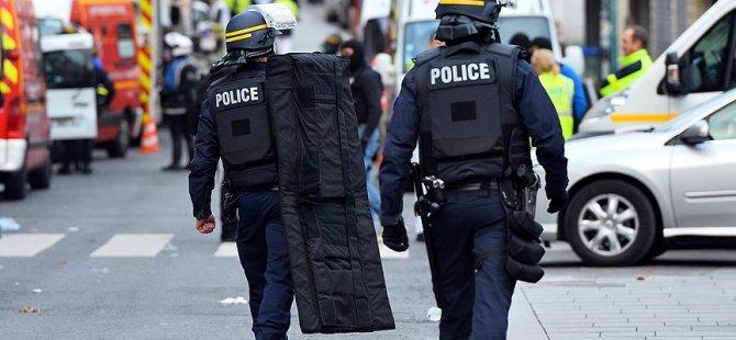 Fransa'da terör alarmı: Tren garında çatışma