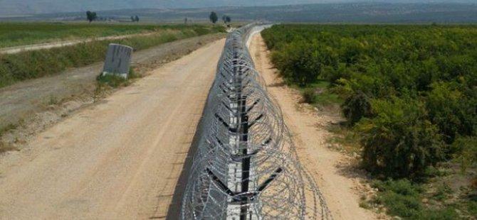 TOKİ, sınıra 144 km duvar örecek