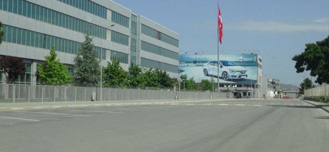 Oyak Renault Bursa fabrikası da üretimi durdurdu