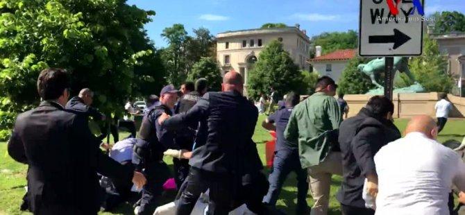 Büyükelçilik: PKK'lılar vatandaşlarımıza saldırdı