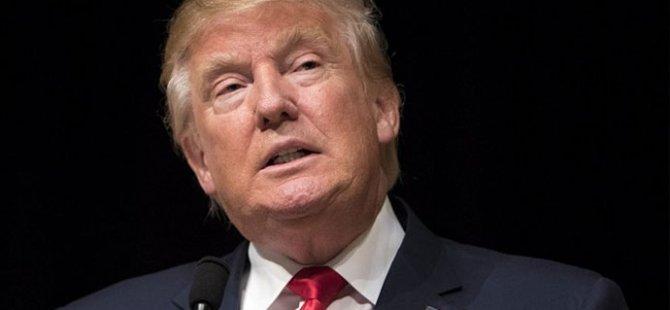 Trump'tan sert tepki