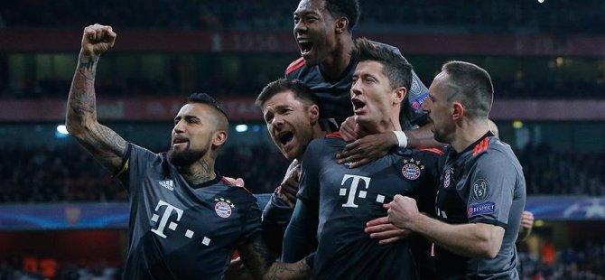 Bayern Münih Guinness rekoru kırdı