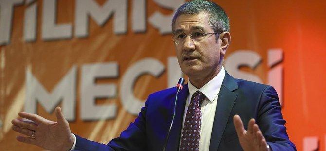 Canikli: Kılıçdaroğlu'nun yürüyüşü FETÖ'ye destektir