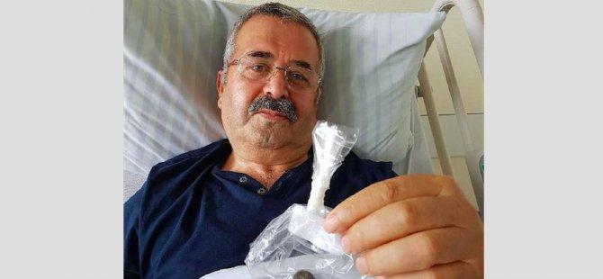 'Alman doktorları dinleseydim ölmüştüm'