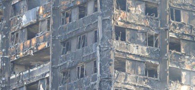 Londra'daki facia Almanya'da bina boşalttırdı