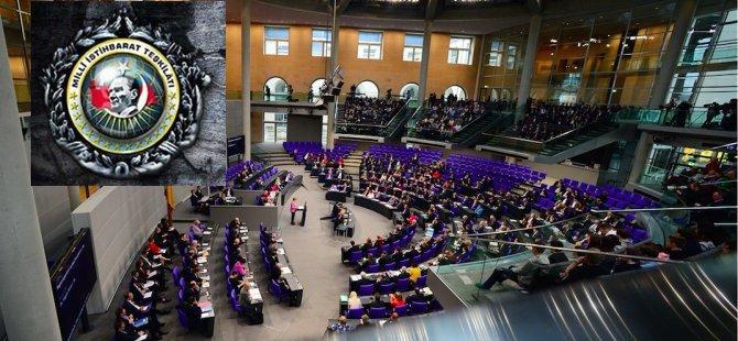 Welt: MİT Alman vekilleri izliyor