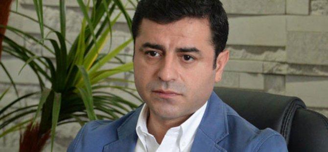 Demirtaş'ın tahliye talebi reddedildi