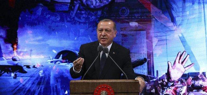 Erdoğan: Ben o kadar enayi miyim?