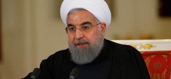 Ruhani: ABD ve Avrupa güvende değil