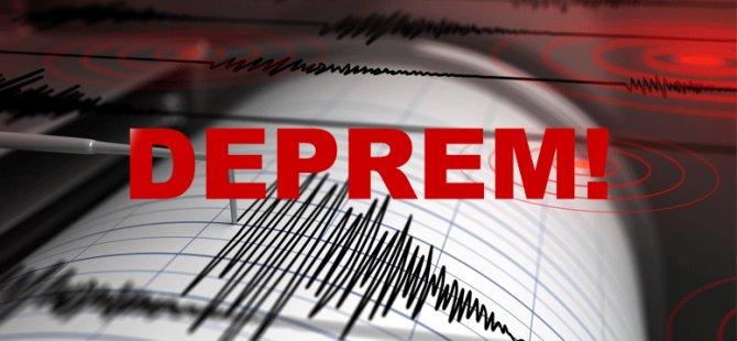 İtalya'da deprem: Ölü ve yaralılar var