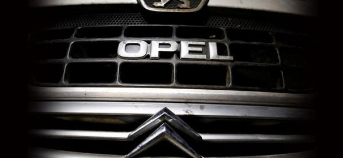 Opel tesislerine polis baskını