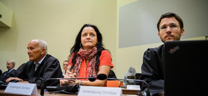 NSU davasında müebbet kararı