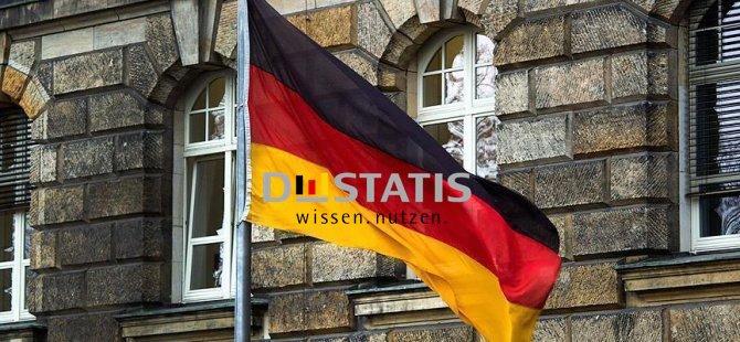 Almanya'da yıllık enflasyon yüzde 1,1 oldu