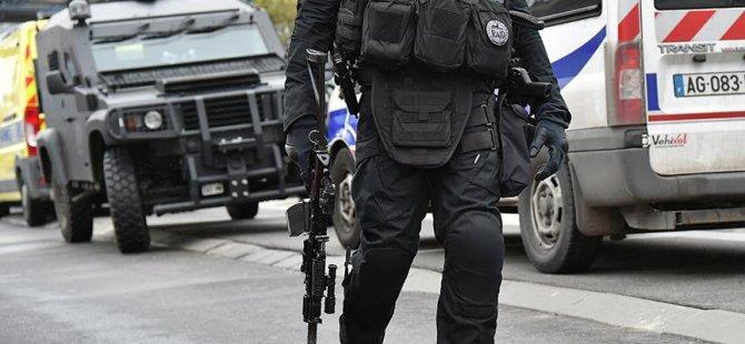 Fransa'da hapishanede terör saldırısı
