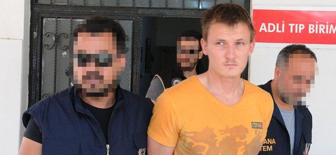 IŞİD'li terörist Alevi derneğine saldıracaktı