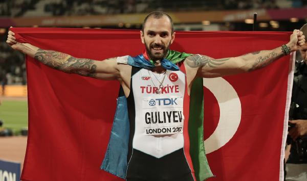 Milli Atlet dünya şampiyonu oldu