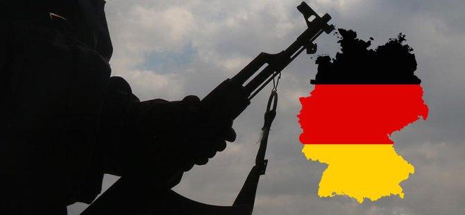 Almanya'dan Türkiye'ye 5.6 milyon avroluk silah satışı