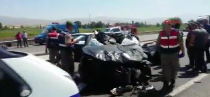 Bir gurbetçi daha trafik kazasında vefat etti