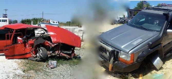 Türkiye'den 1 gurbetçi kazası haberi daha
