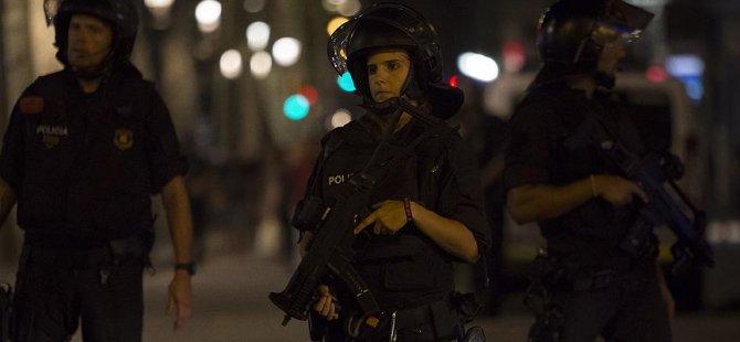 İspanya'da yeni saldırı önlendi: 5 terörist öldürüldü