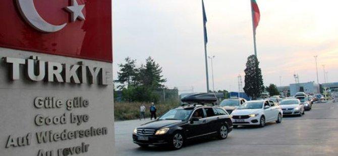 Edirne'ye gurbetçi dopingi