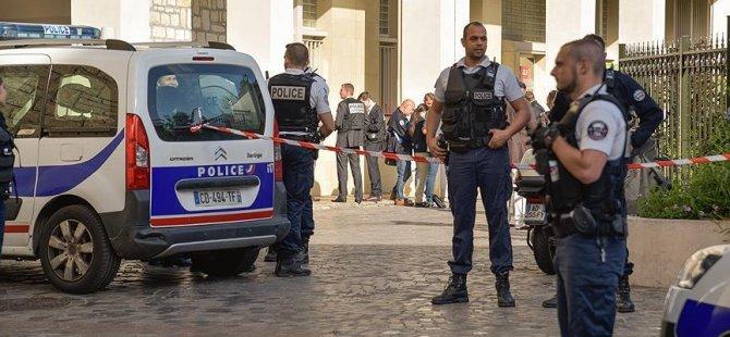 Fransa'da terör alarmı: 1 ölü, çok sayıda yaralı