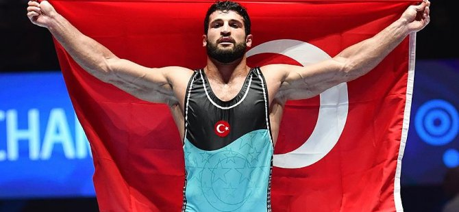 Metehan Başar dünya şampiyonu oldu